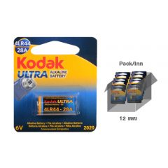 Alkaline 4LR44/28A 15V (1 pack)