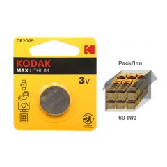 KODAK ULTRA LITHIUM CR2025 (1 pack)
