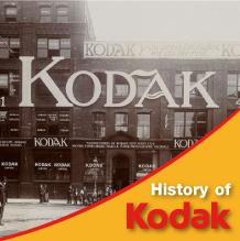ประวัติความเป็นมา Kodak